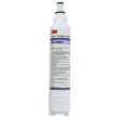 3M™ Aqua-Pure™ AP2-C401SG víztisztító szűrőbetét, 1 mikronos ezüstözött aktívszén-blokk szűrővel és polifoszfát vízkőgátló adalékanyaggal