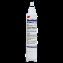3M™ Aqua-Pure™ AP2-C401G víztisztító szűrőbetét, 1 mikronos ezüstözött aktívszén-blokk szűrővel